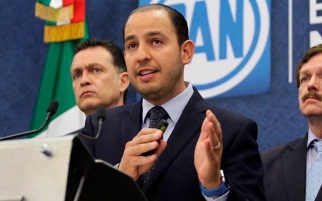 Tribunal desecha recurso de Cortés contra memorándum de AMLO - Marko Cortés