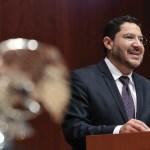 Martí Batres presenta iniciativa para crear tercer periodo ordinario de sesiones - martí batres