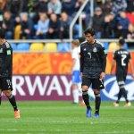 México debuta con derrota en Mundial Sub-20