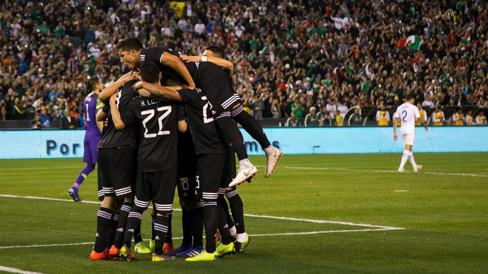Tricolor jugará 10 de septiembre en San Antonio ante rival por definir - Foto de Mexsport