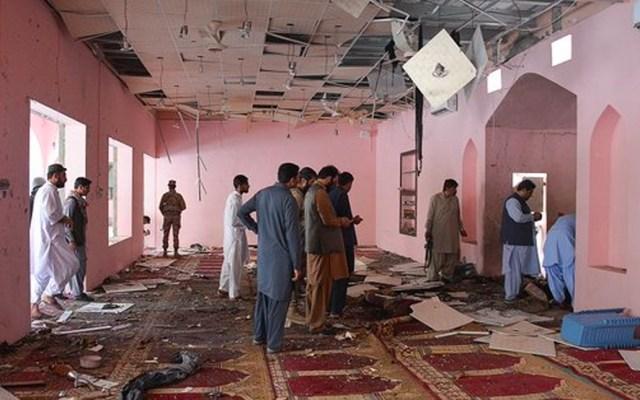 Atentado en mezquita de Pakistán deja al menos dos muertos y 28 heridos - mezquita pakistán