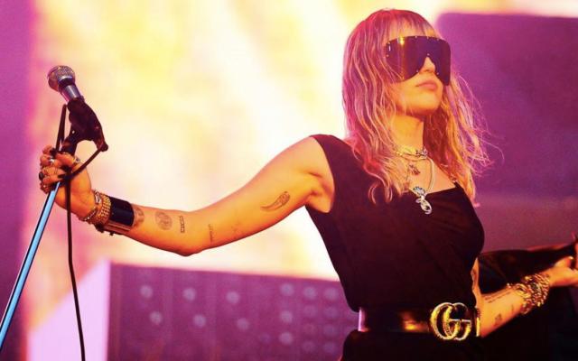 Miley Cirus lanzará nuevo disco este viernes - Foto de Twitter Miley Cyrus