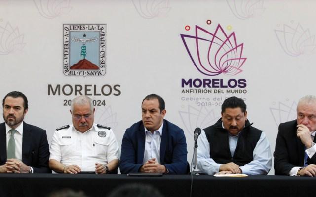 Ataque en Cuernavaca no estuvo dirigido a medios o comerciantes: fiscal - morelos