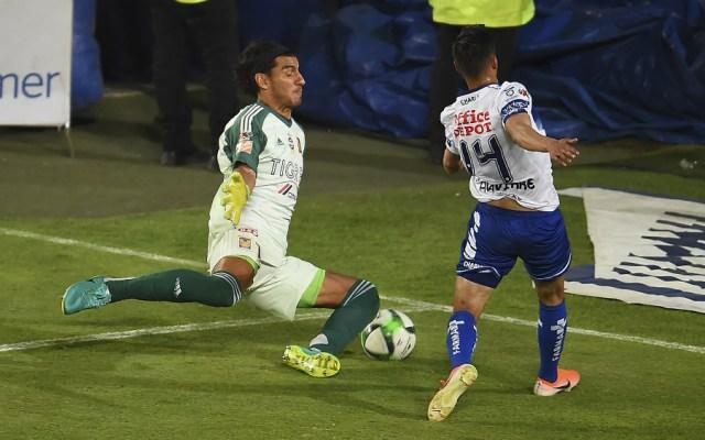 Pachuca y Tigres igualan 1-1 en inicio de liguilla - Foto de Mexsport