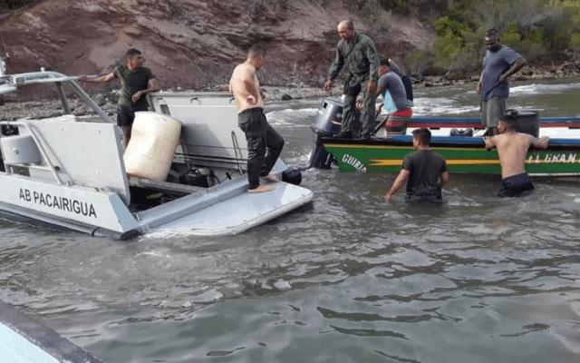 Desaparecen 29 migrantes venezolanos al naufragar embarcación - Foto de NTN Venezuela