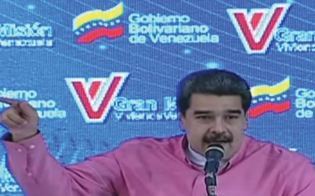 Maduro ordena reforzar la vigilancia en embajada de EE.UU. en Caracas - nicolás maduro