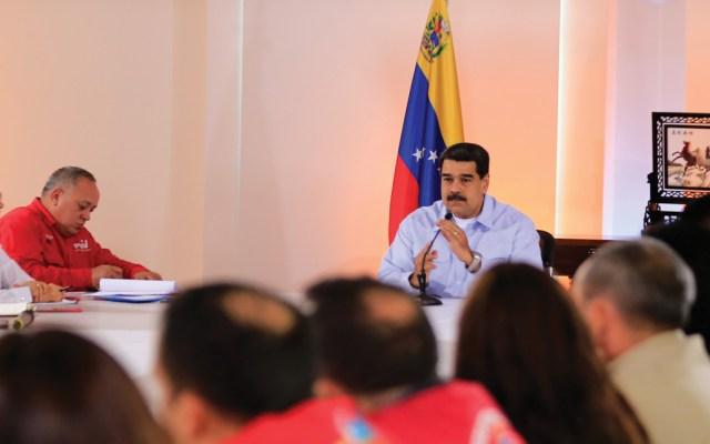 Delegados de Maduro y Guaidó se encuentran en Oslo - Foto de AFP