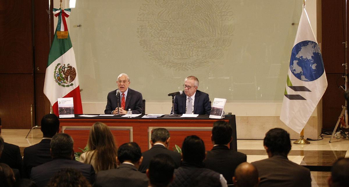 Pemex es riesgo para la estabilidad de México — OCDE