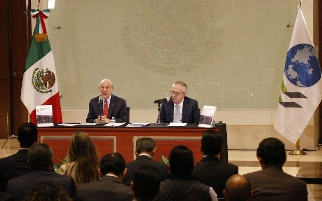 Pemex pone en peligro estabilidad macroeconómica del país: OCDE - ocde pemex