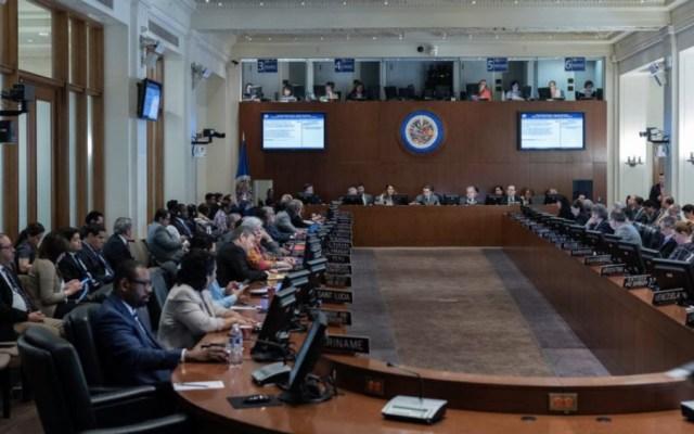 OEA condena el arresto del vicepresidente del Parlamento de Venezuela - Foto de @OEA_oficial