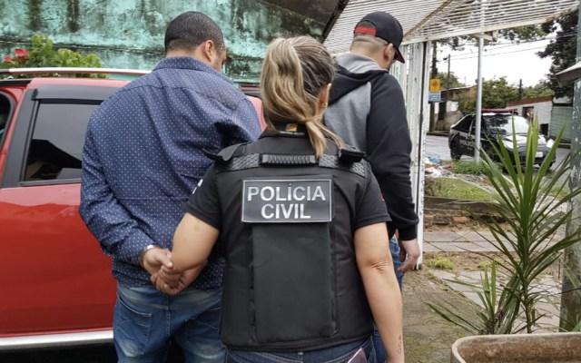 Un millar de detenidos por sospechas de homicidio y feminicidio en Brasil - Foto de @policiacivilrs