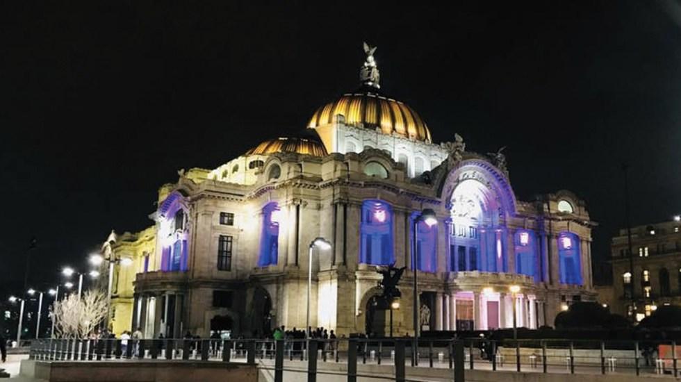 Bellas Artes no fue solicitado para realizar homenaje a líder religioso, precisa INBAL - bellas artes