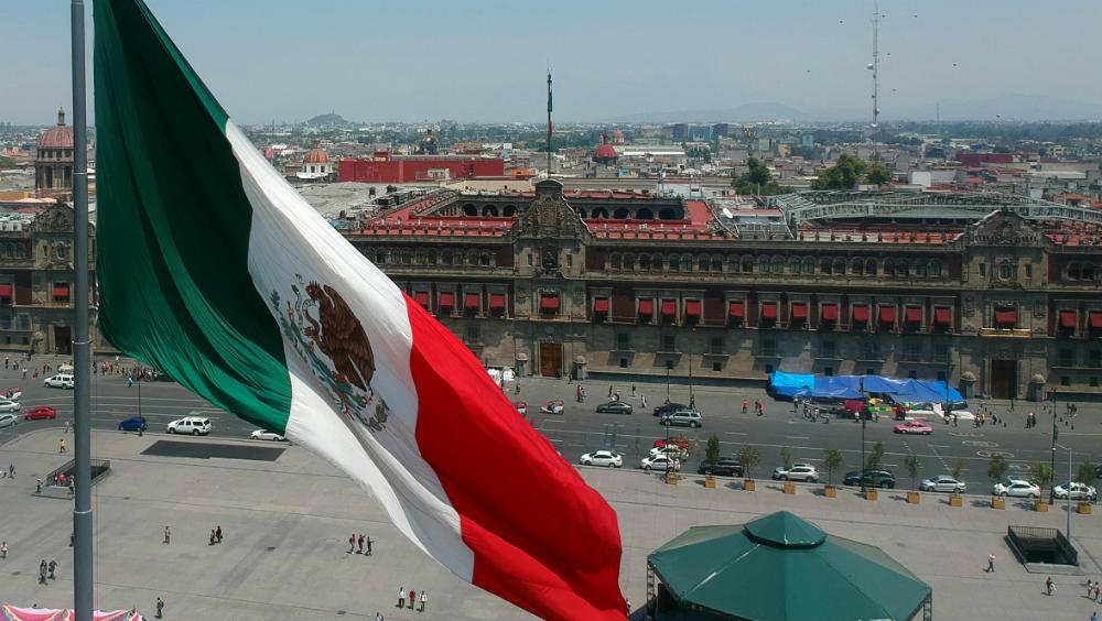 Palacio Nacional mantendrá protocolos de seguridad habituales - Foto de Notimex