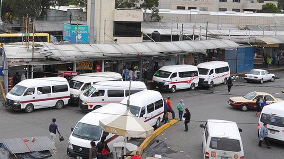 Matan a pasajero que se resistió a asalto en la México-Pachuca - pasajero