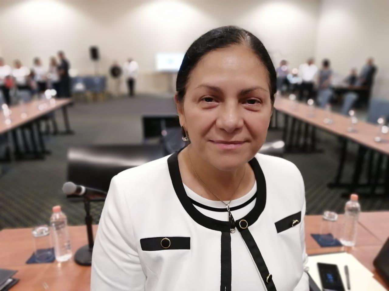 Patricia Bugarín. Foto de Agencia marcrixnoticias.