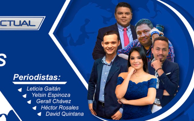 Periodistas de Nicaragua rompen cerco informativo desde el exilio - periodistas nicaragua