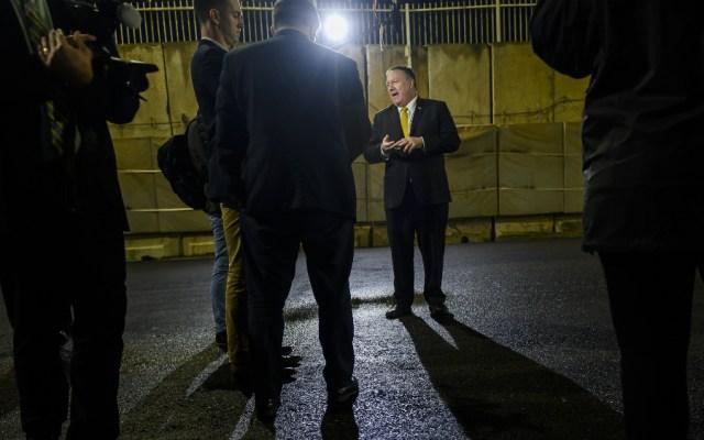 "EE.UU. retira diplomáticos de Irak por amenaza ""inminente"" vinculada a Irán - Foto de AFP"