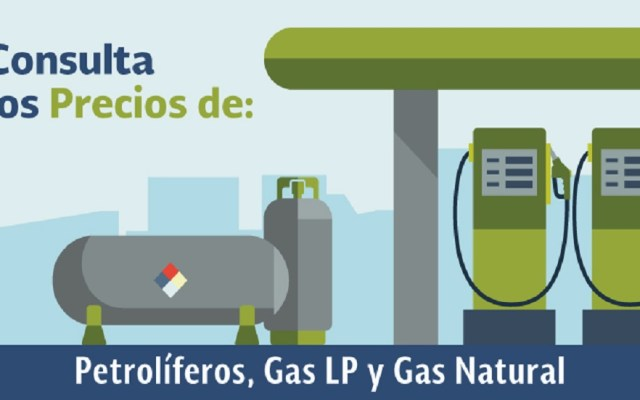 Revelan el quién es quién en los precios del Gas LP - Precios de los combustibles. Foto de CRE