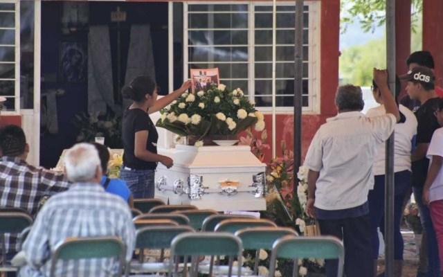 Despiden en Puebla a alumna del CCH Oriente asesinada - Puebla estudiante Aidee CCH asesinato