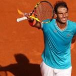 Nadal derrota a Djokovic y gana su noveno título en Roma - Rafael Nadal es noveno campeón en Roma. Foto de @ATPTour_ES