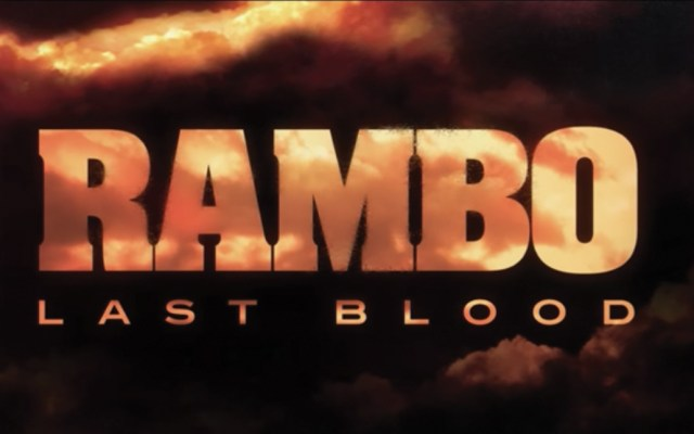 #Video El primer avance de 'Rambo: Last Blood' - Captura de pantalla