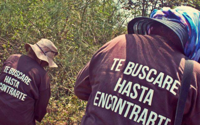 Dolor por pérdida de sus hijos convierte a madres en activistas - Rastreadoras de México. Foto de Entre Redes