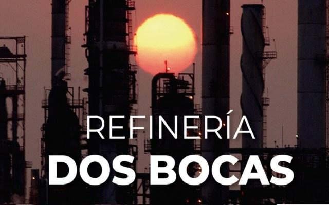 Instituto Mexicano del Petróleo avala Refinería Dos Bocas - Refinería Dos Bocas. Foto de dosbocas.energia.gob.mx