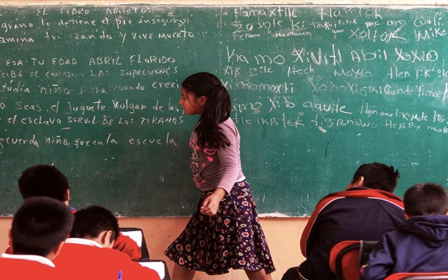 Reforma educativa es una mala noticia para los alumnos: The Economist - reforma educativa alumnos el economista