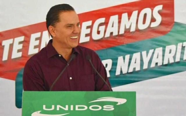 Hacienda congela cuentas del exgobernador Roberto Sandoval y magistrado Isidro Avelar - Roberto Sandoval. Foto de facebook.com/robertosandovalc