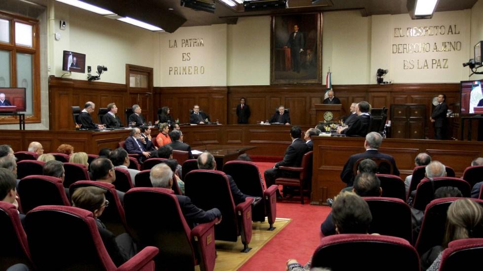 Perfila SCJN no revisar acciones de inconstitucionalidad contra Ley de Remuneraciones - Foto de Notimex-Guillermo Granados.