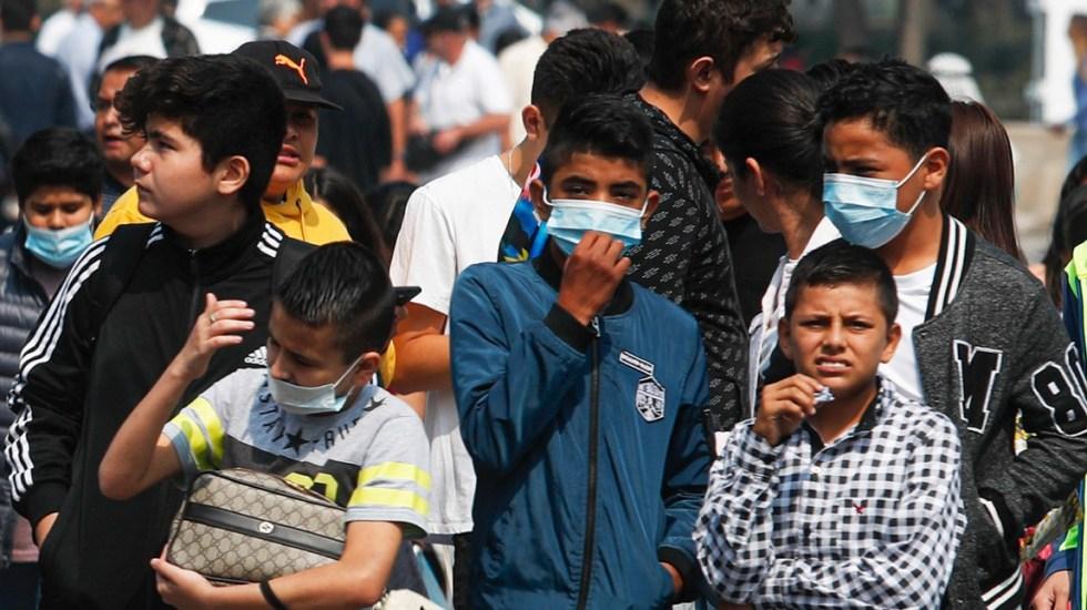 ¿Cuáles son los órganos más afectados por la contaminación? - Foto de Notimex / Jessica Espinosa