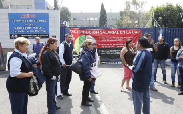 Entregan la UAM Xochimilco tras meses de paro - SITUAM UAM Xochimilco entrega