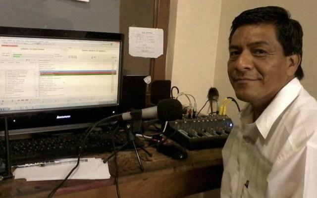 Asesinan a activista indígena en Oaxaca - Telésforo Santiago Enríquez activista indígena Oaxaca