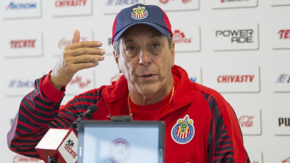 Chivas ratifica a Tomás Boy - Foto de Mexsport