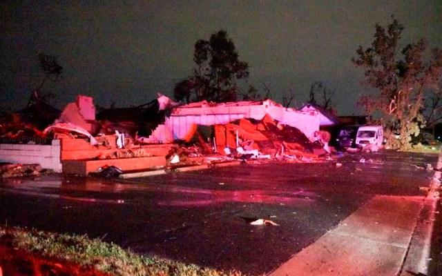 Tornado deja varios heridos y daños en Ohio - tornado ohio
