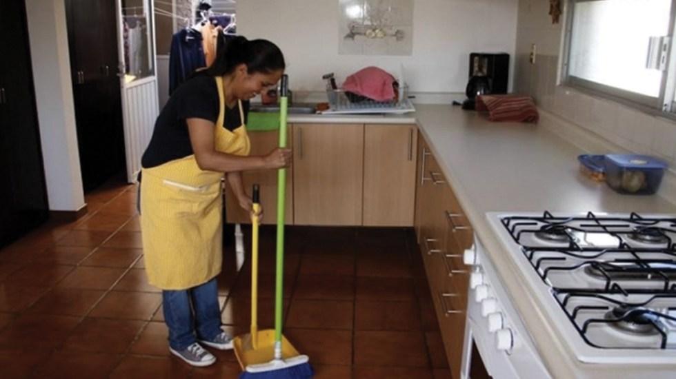 Trabajadoras del hogar no podrán tener sueldo menor a dos salarios mínimos - Trabajo doméstico en México