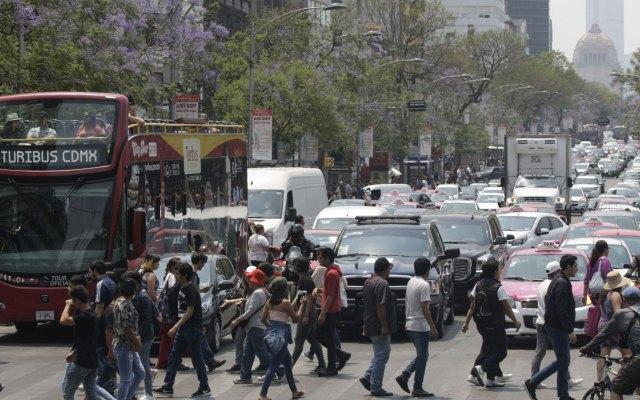 Los vehículos que no circulan este viernes 17 de mayo - hoy no circula