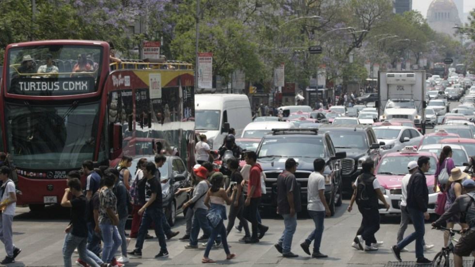 Gobierno capitalino niega que inseguridad impacte a turismo - turismo