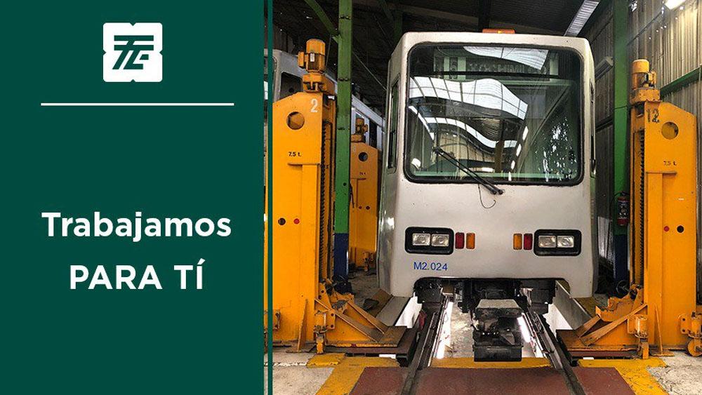 Cerrarán tramo del Tren Ligero de julio a diciembre - tren ligero