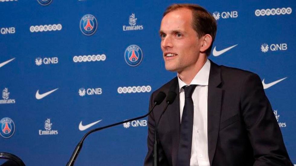 PSG renueva a Thomas Tuchel hasta 2021 - Tuchel psg