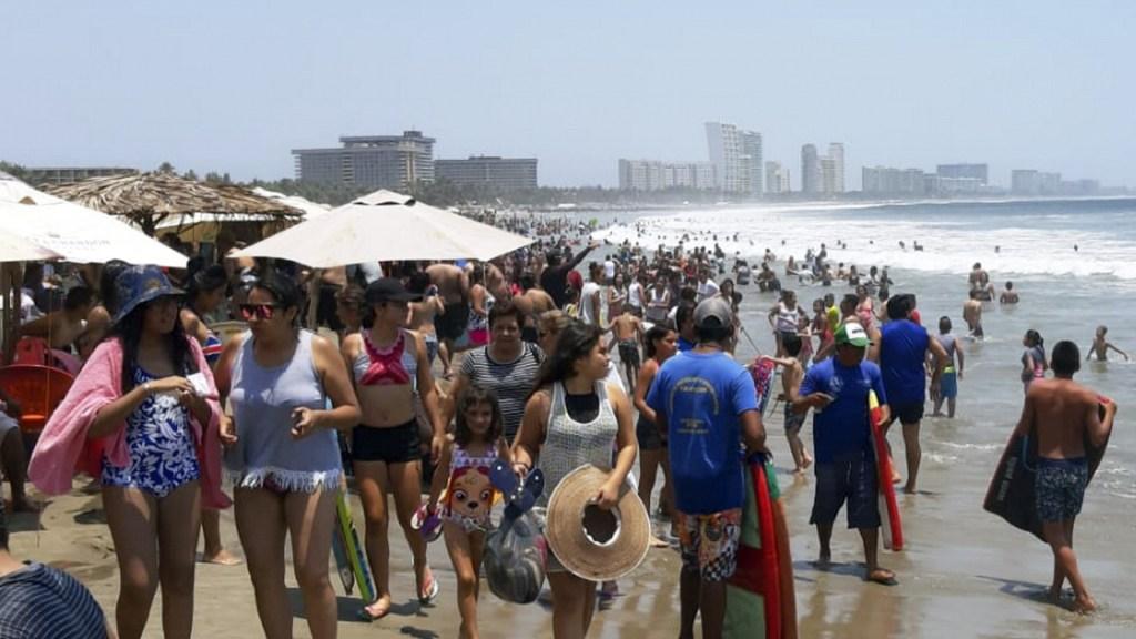 Disminuye 2.9 por ciento ingreso de turistas en marzo - turistas internacionales gasto