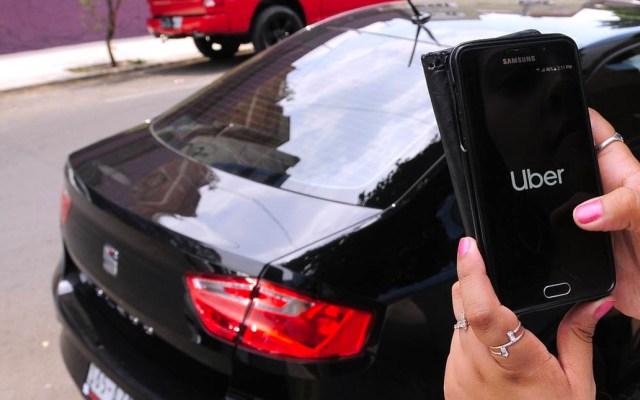 Hacienda pide a aplicaciones cumplir con las contribuciones - uber