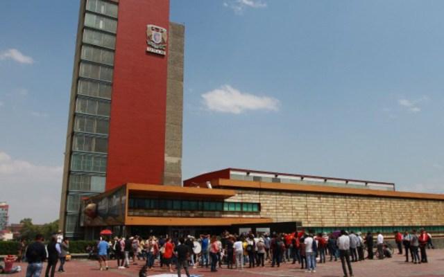Lesionado en la UNAM podría ser extorsionador: Ernestina Godoy - riña lesionado unam extorsionador
