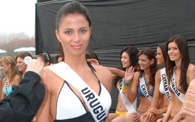 PGJ busca al chofer de Miss Uruguay2006, encontrada muerta en la Nápoles - miss uruguay 2006