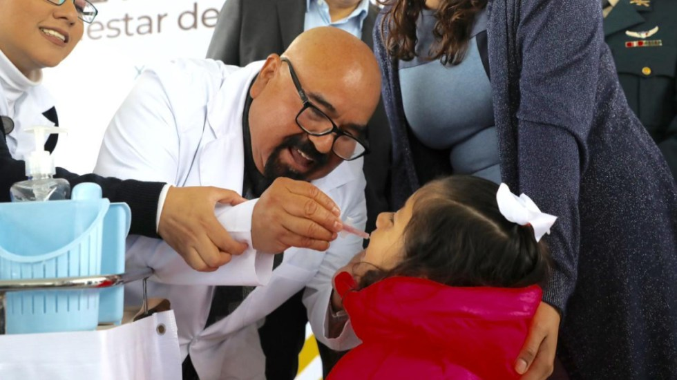 IMSS aplicará 749 mil vacunas en semana nacional de vacunación - vacunas imss