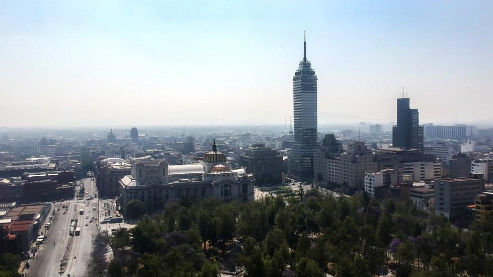 Se mantienen restricciones por altas concentraciones de ozono en el Valle de México - Ciudad de México