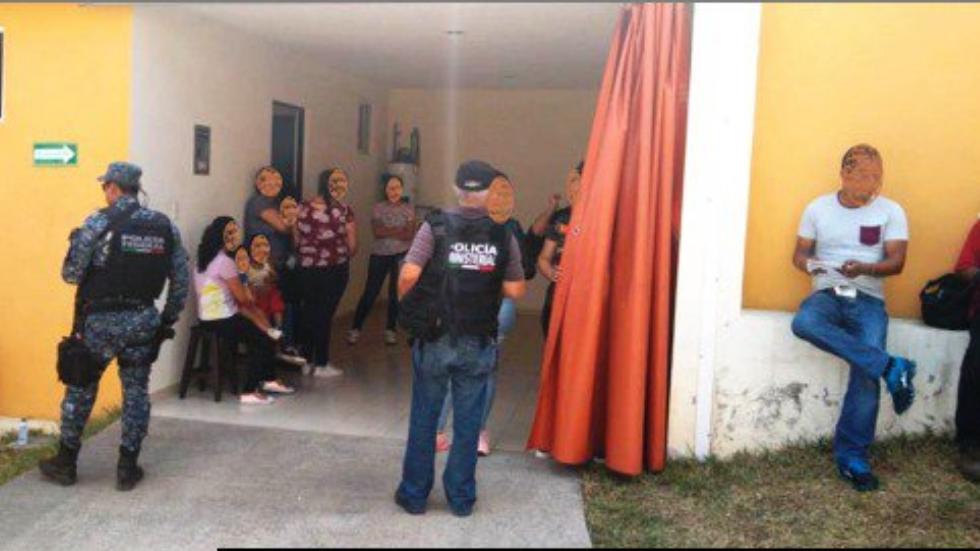Rescatan a 45 migrantes secuestrados en Amatlán, Veracruz. Noticias en tiempo real