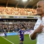 Kompany deja el Manchester City para jugar y dirigir al Anderlecht - vincent kompany deja el city y regresa al anderlecht