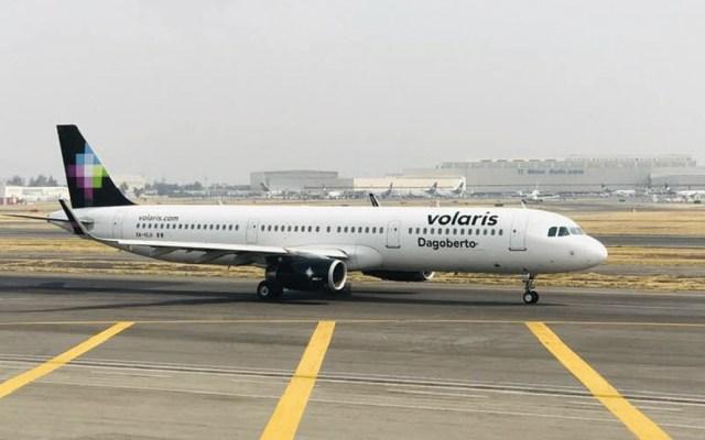 Avión de Volaris aterriza de emergencia en Mazatlán - Avión Volaris