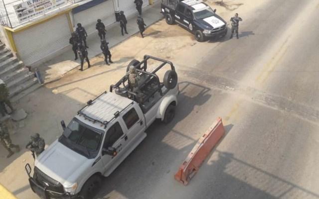 Suspenden clases tras balacera en Xaltianguis, Acapulco - Foto de Quadratín